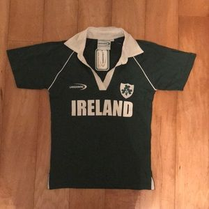 Tops - Ireland Women's Rugby Polo